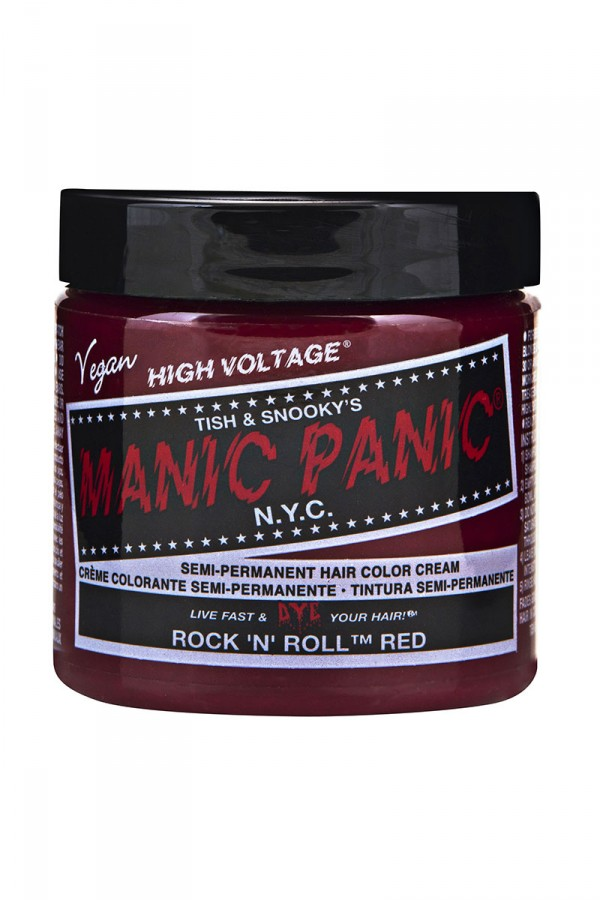 Manic Panic - Classic Rock'N'Roll Red