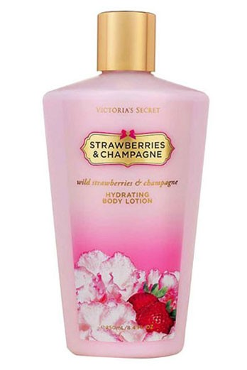 Victoria's Secret Body Lotion - Strawberries & Champagne