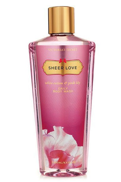 Victoria's Secret Body Wash - Sheer Love