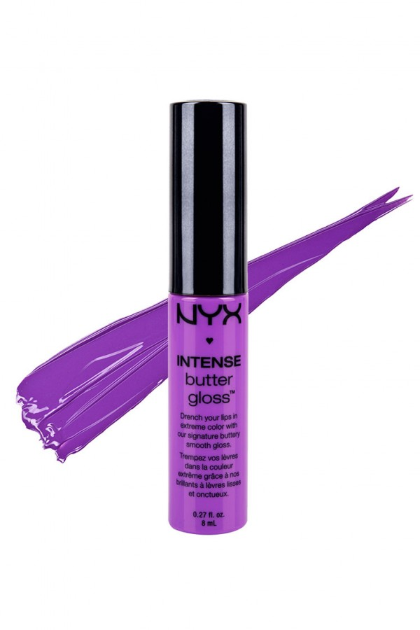 Intense Butter Gloss - Berry Strudel