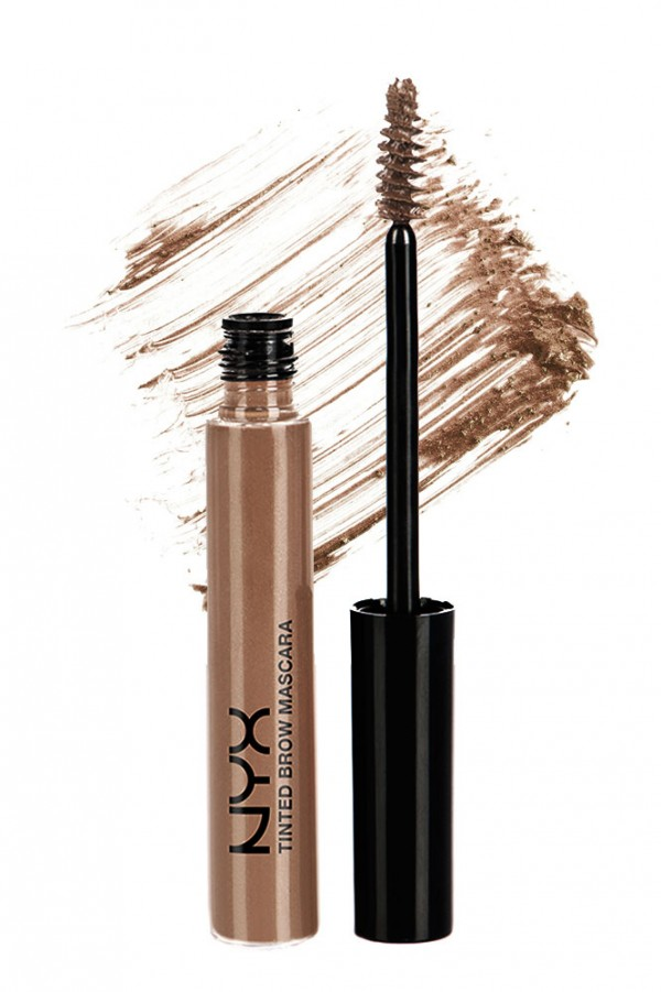 Tinted Brow Mascara - Chocolate