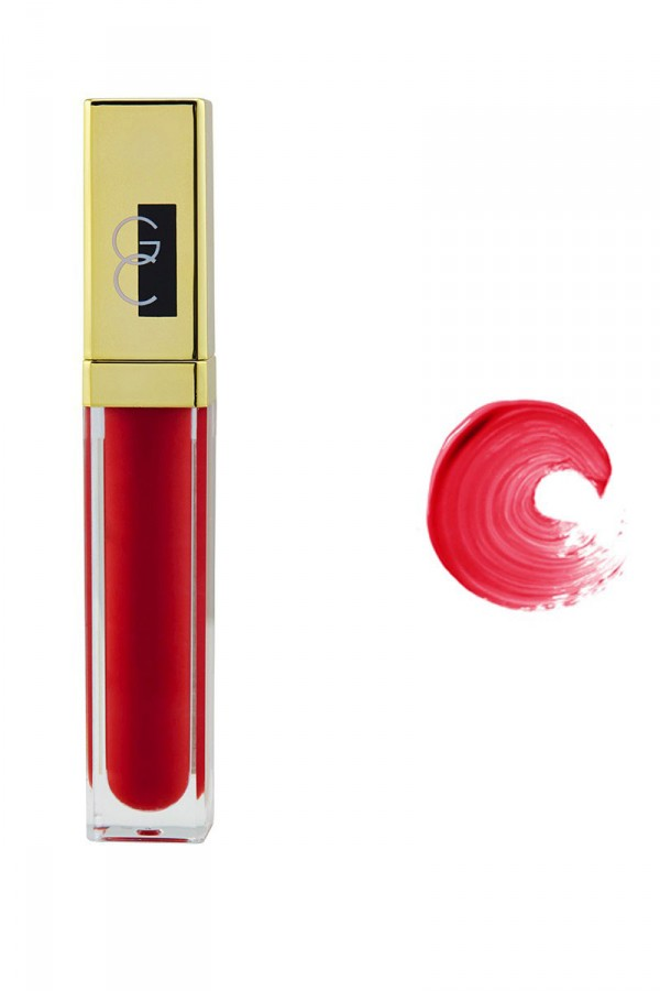 Color Your Smile Lighted Lip Gloss - Candy Apple