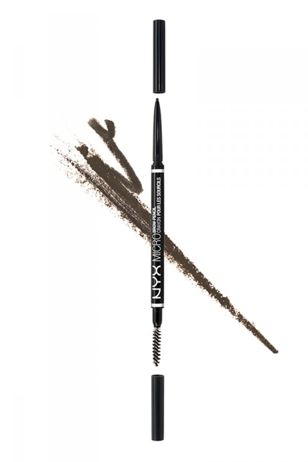Micro Brow Pencil - Ash Brown
