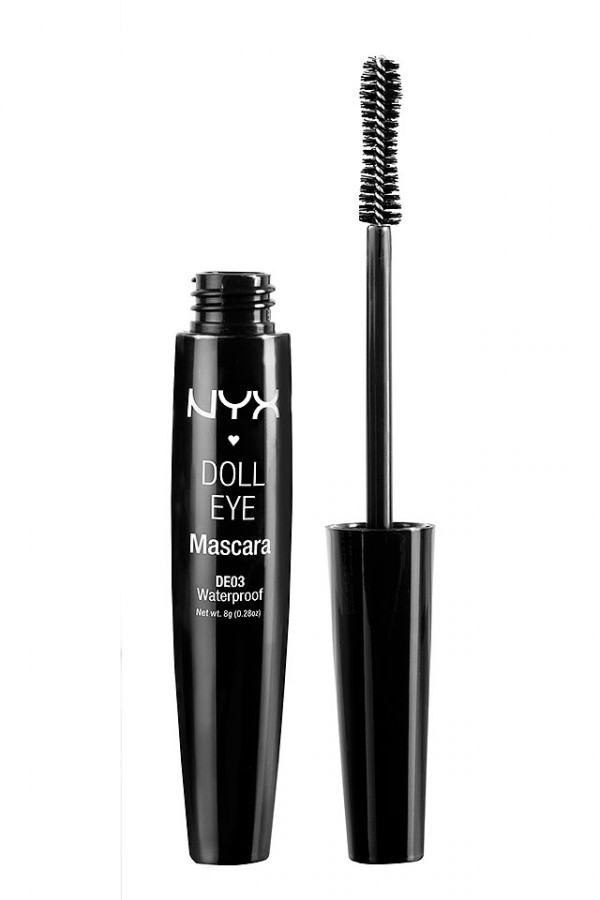 Doll Waterproof Mascara Black