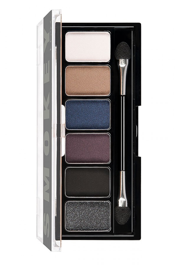 The Smokey Fumé Shadow Palette