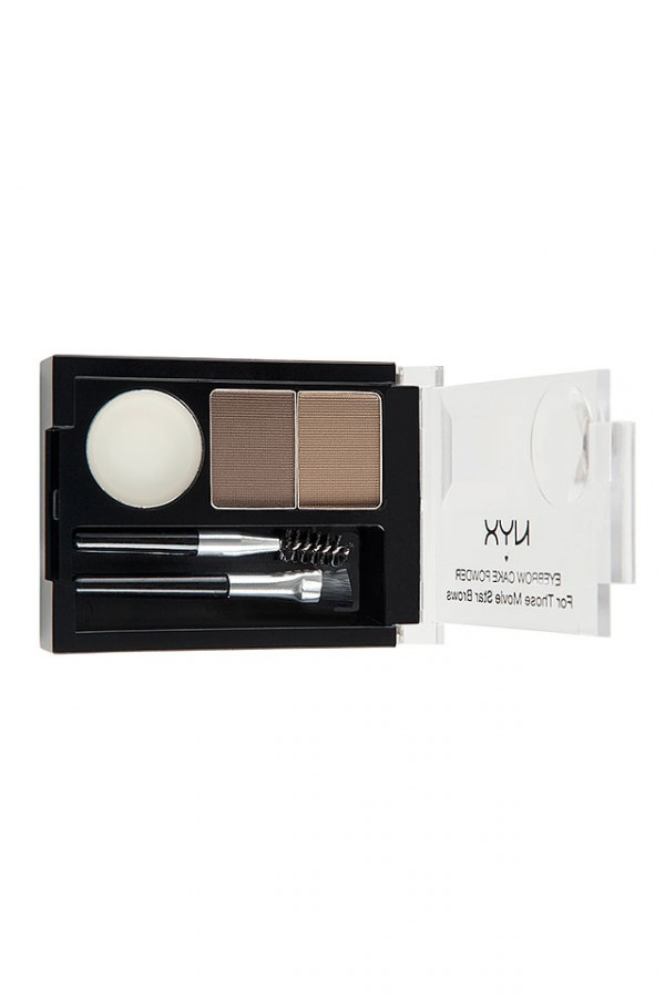 Eye Brow Cake Powder - Blonde