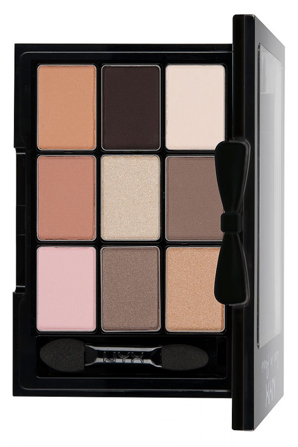 Love In Paris Eye Shadow Palette - Madeleines And Macaroons