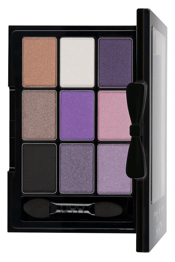 Love In Paris Eye Shadow Palette - Be Our Guest Maurice