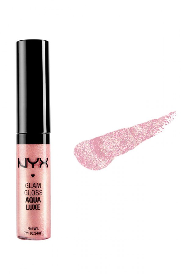 Glam Gloss Aqua Luxe - Beat Goes On
