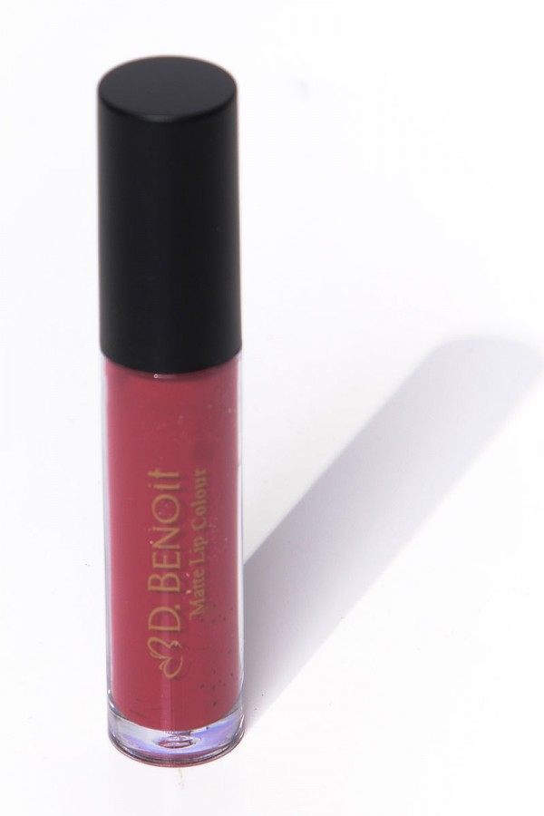 Matte Lip Color - French Merlot II