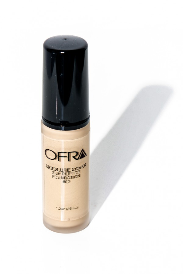 Absolute Cover Silk Foundation - 02