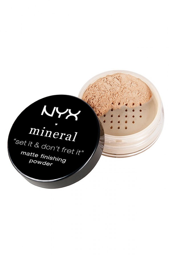 Mineral Finishing Powder - Light