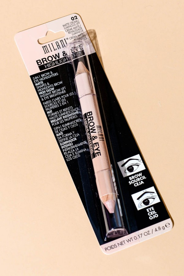 Brow & Eye Highlighters - Matte Cream/Luminous Lift