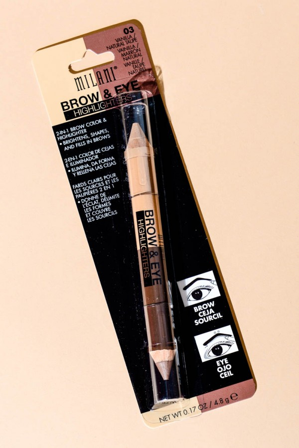 Brow & Eye Highlighters - Vanilla/Natural Taupe