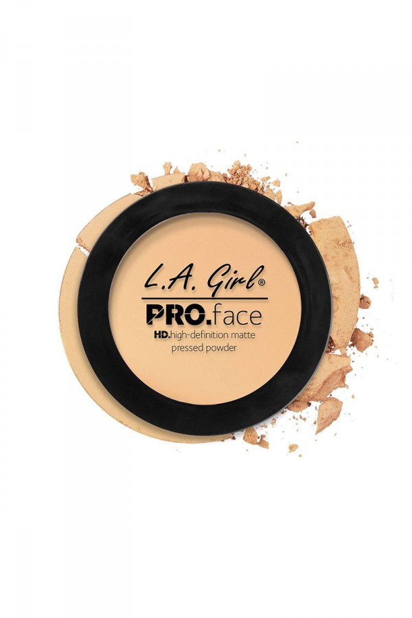 PRO. Face Pressed Powder