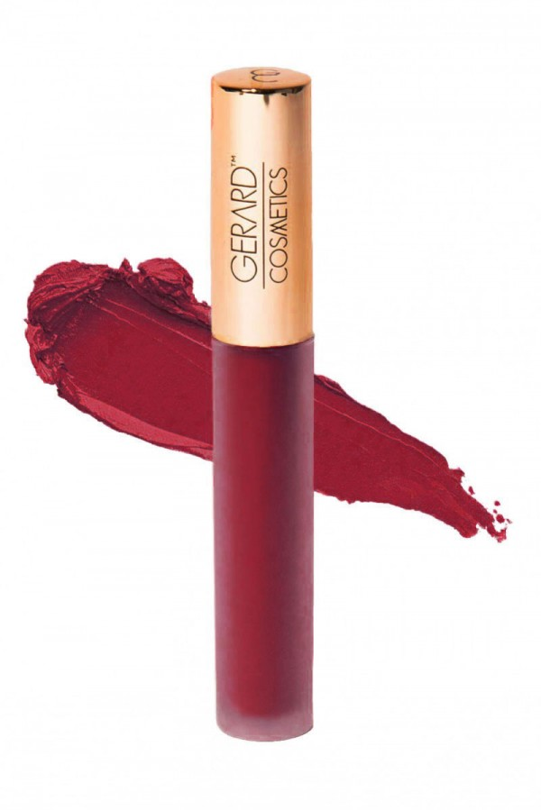 Hydra Matte Liquid Lipstick - Red Brick Road