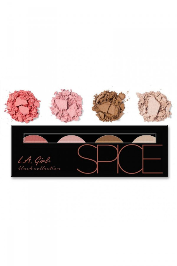 Beauty Brick Blush Collection - Spice