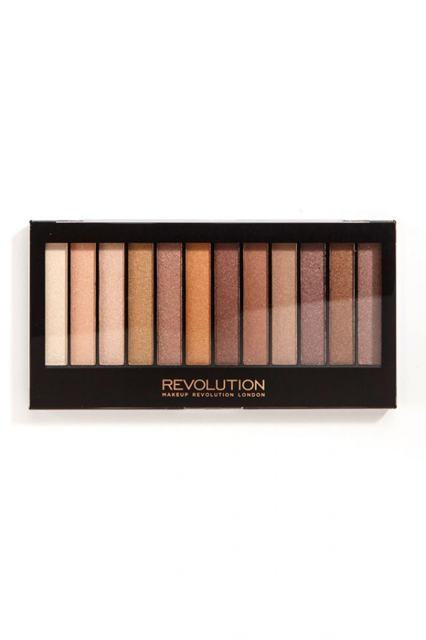 Redemption Palette Essential Shimmers