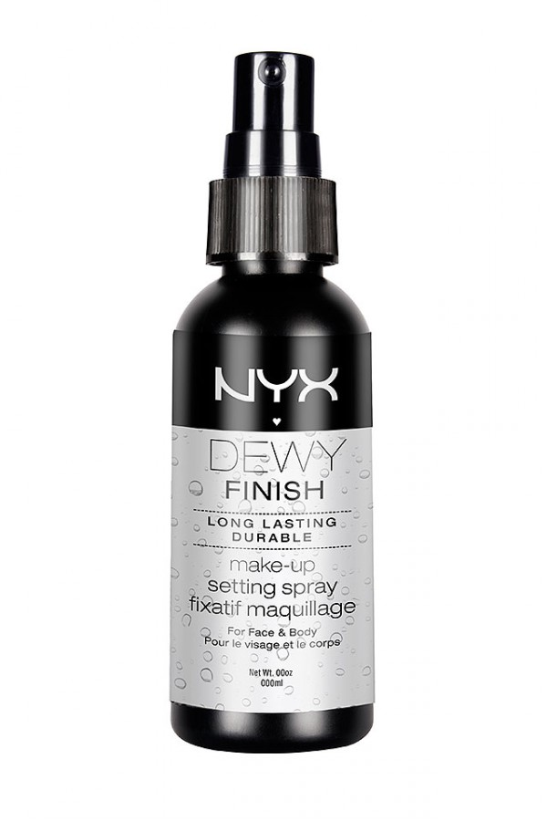 Make Up Setting Spray Från NYX - Dewy