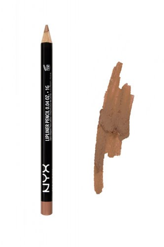 NYX Slim Lip Pencil - Soft Brown