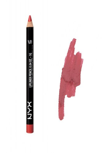 NYX Slim Lip Pencil - Rose