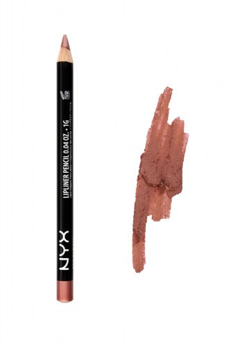 NYX Slim Lip Pencil - Nectar