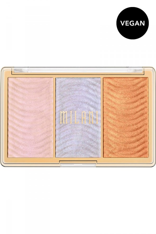 Stellar Light Highlighter Palette - Holographic Beams