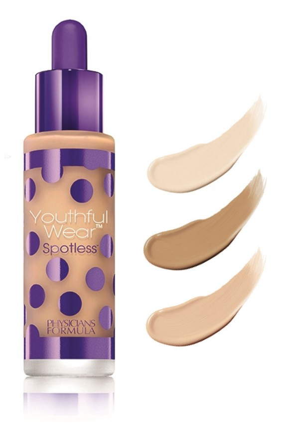 Cosmeceutical Youth-Boosting Spotless Foundation SPF 15