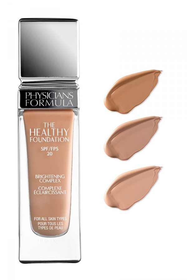 The Healthy Foundation SPF 20
