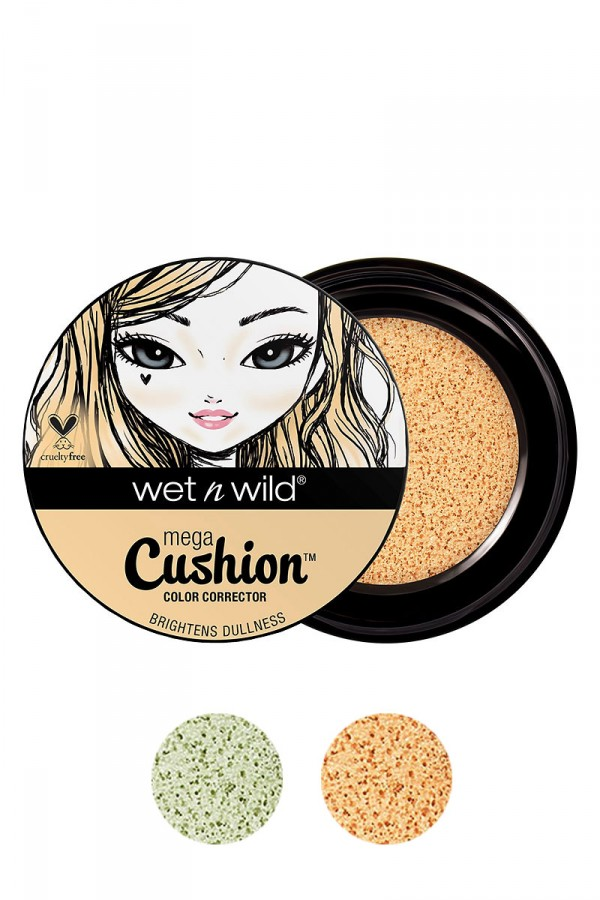 MegaCushion™ Color Corrector