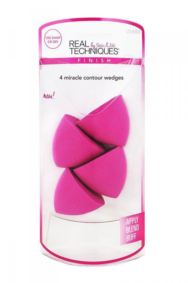 4 Miracle Contour Wedges