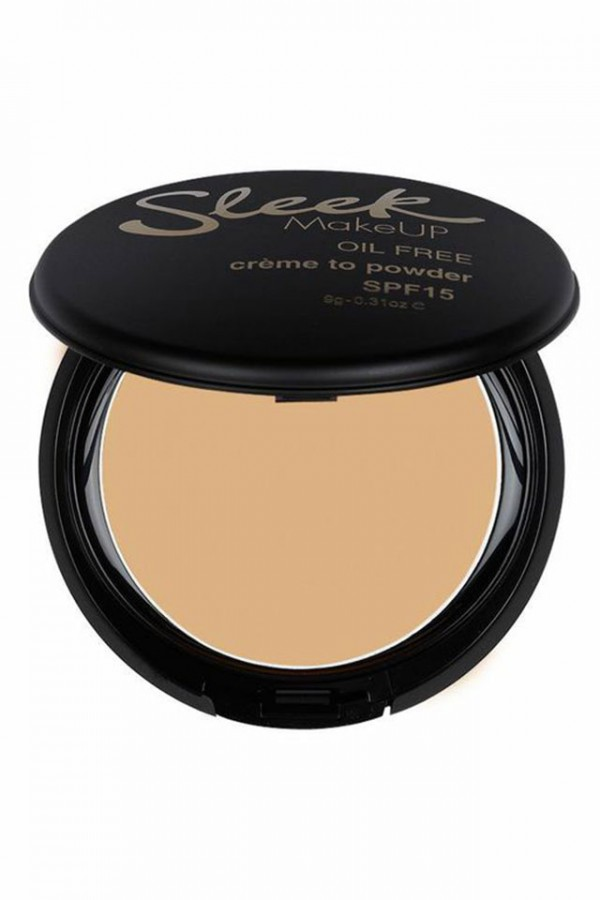 Puder Foundation - Shell