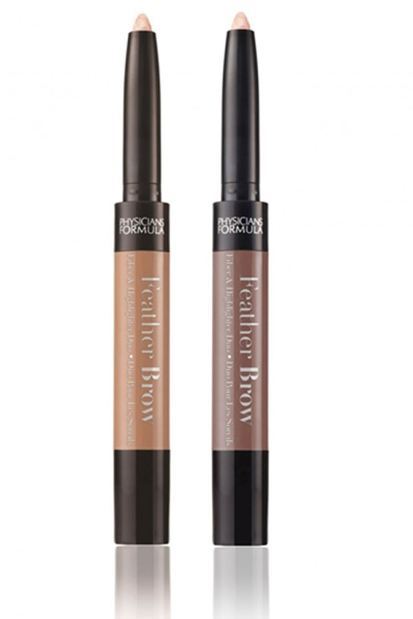 Eye Booster LashFeather Brow Fiber & Highlighter Duo