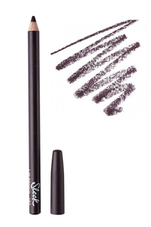 Sleek Makeup - Lip Liner Blackberry