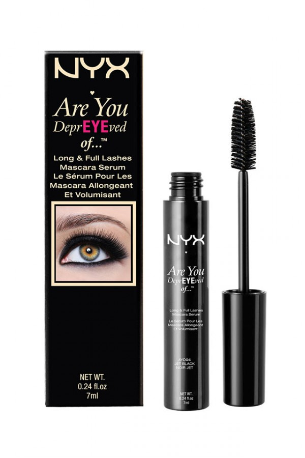 NYX Smink - Long & Full Lashes Mascara Serum