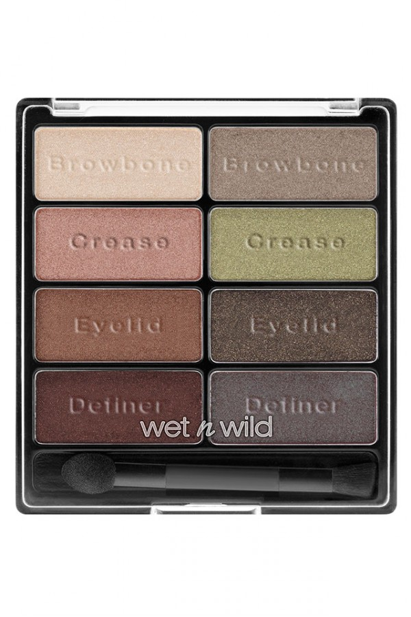 Color Icon Eyeshadow Collection - Comfort Zone