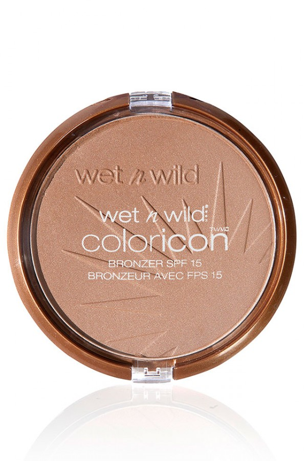 Coloricon Bronzer - Ticket To Brazil