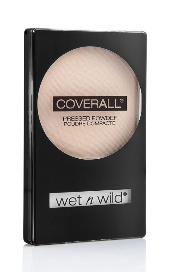 CoverAll Pressed Powder - Light/Medium