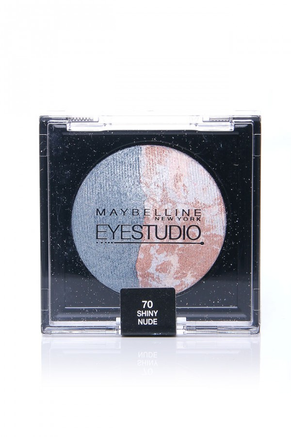 Maybelline Eye Studio Baked Duo - Shiny Nude
