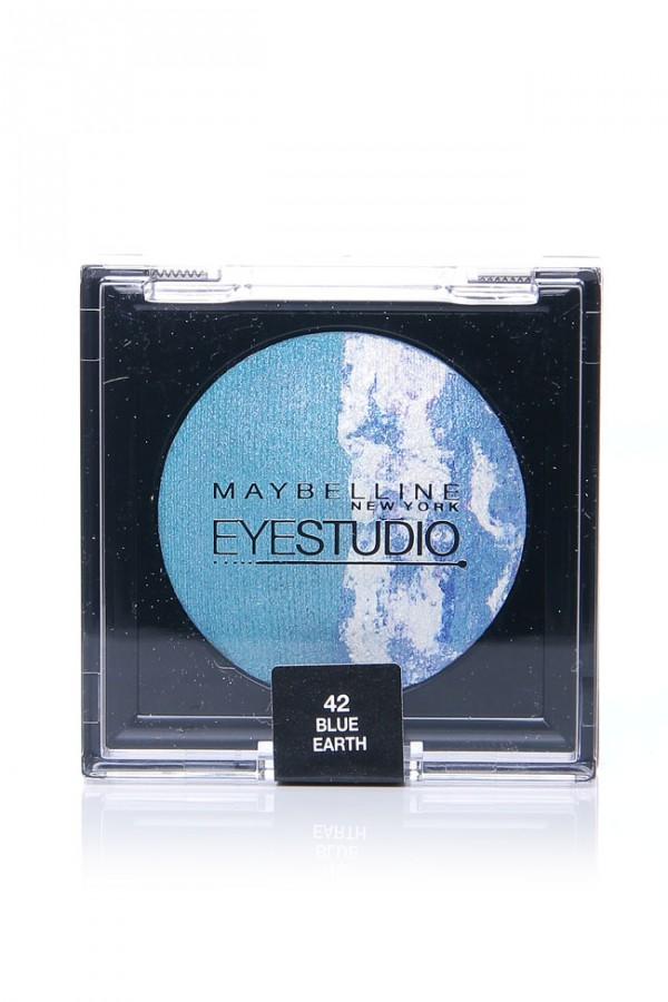Maybelline Eye Studio Baked Duo - Blue Earth
