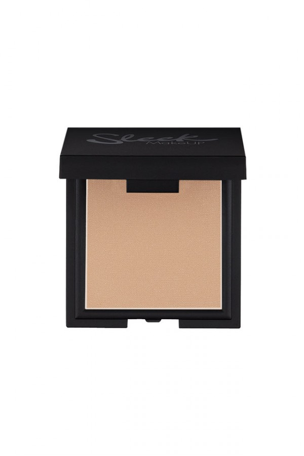 Sleek Puder - Luminous Pressed Powder 01