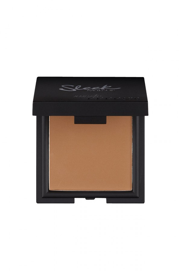 Sleek Puder - Suede Effect Pressed Powder SE02