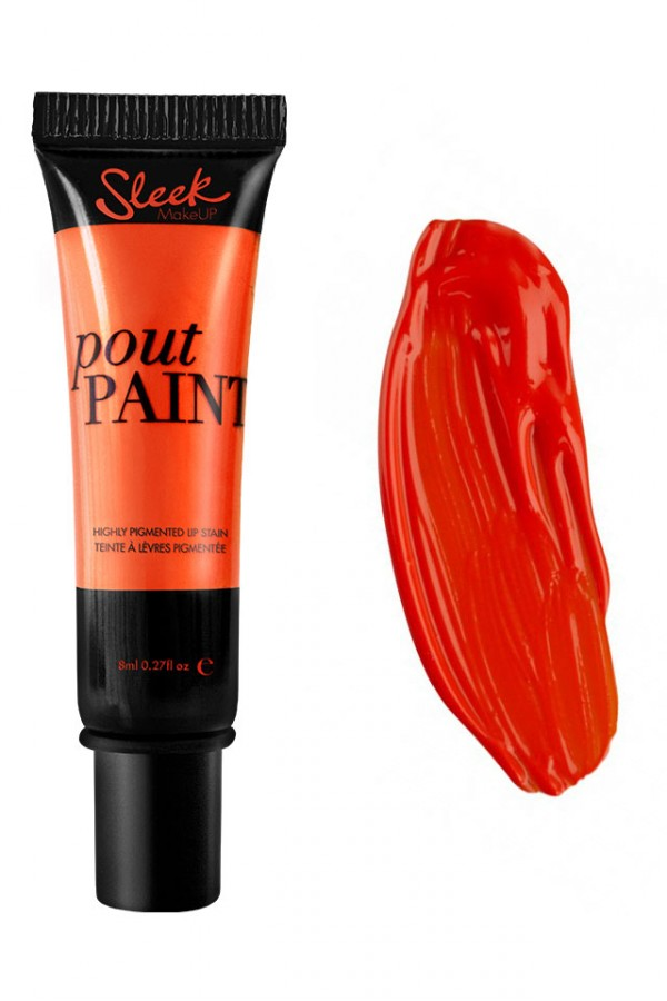 Sleek Pout Paint - Lava