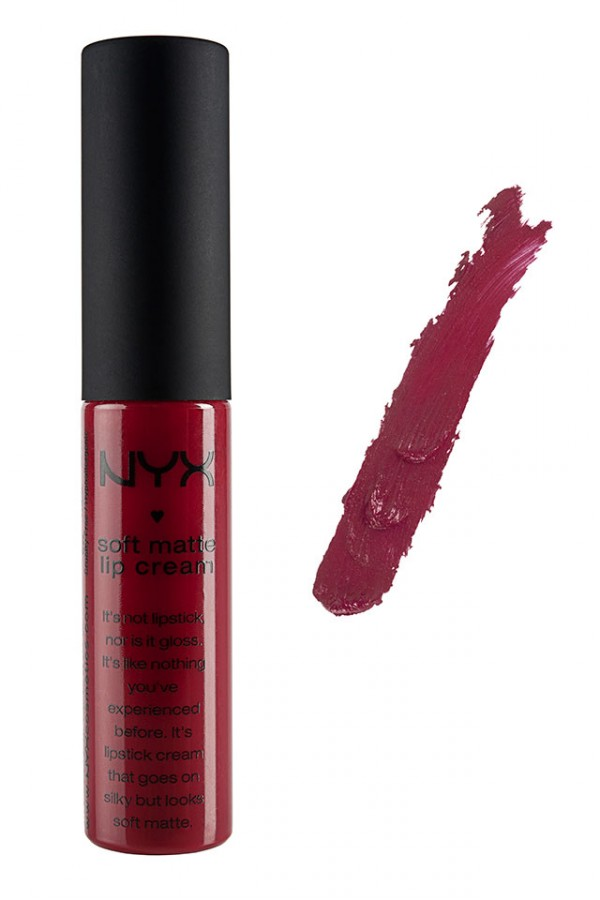 NYX Soft Matte Lip Cream - Monte