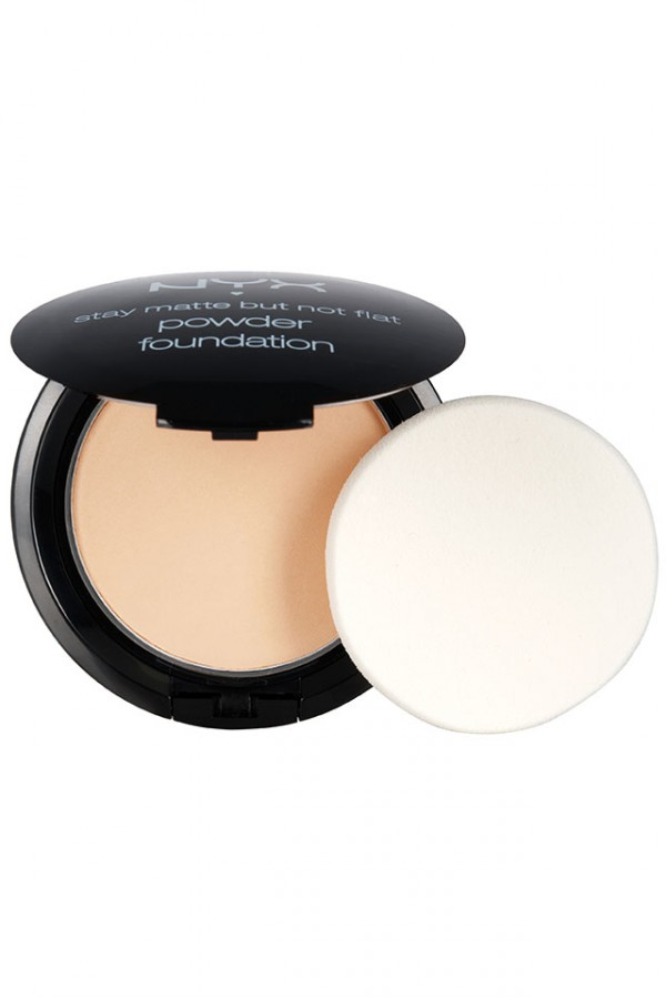 NYX Stay Matte Powder Foundation - Natural