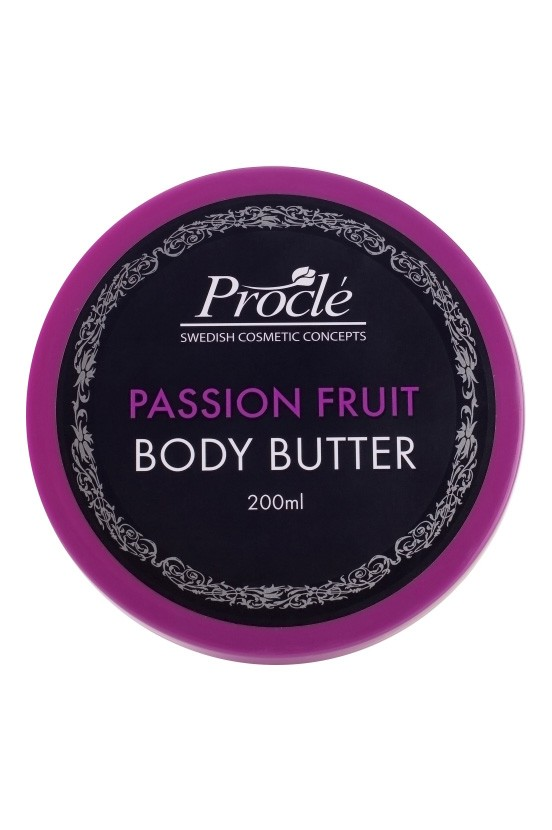 Body Butter 200ml - Passion Fruit