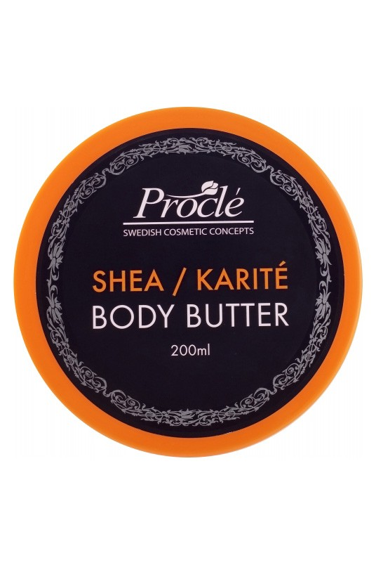 Body Butter 200ml - Shea & Karité