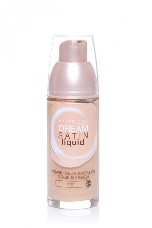 Dream Satin Foundation - Ivory