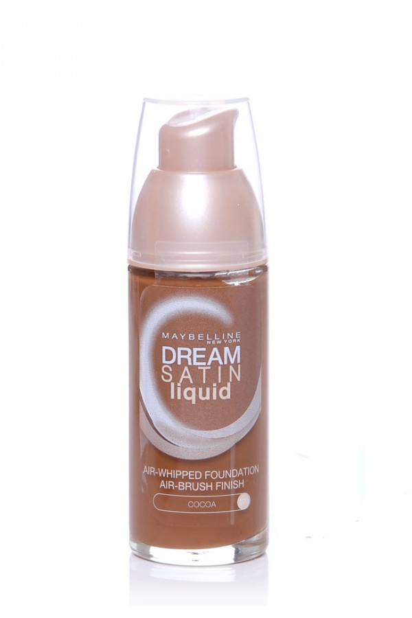 Dream Satin Foundation - Cocoa