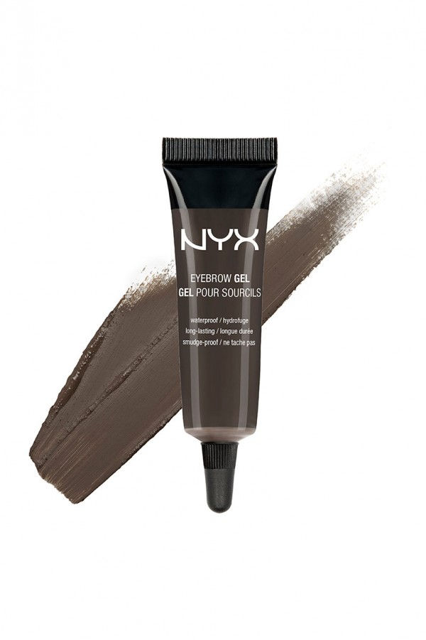 NYX Eyebrow Gel - Black